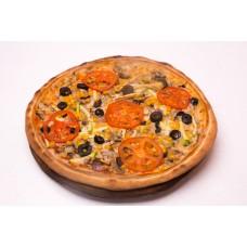 Pizza Vegetariana Medie