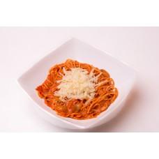Spaghette Amatriciana